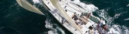 Видео-репортаж парусной гонки Transatlantic Race 2011